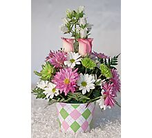 Beautiful Flower Arrangement Photographic Print