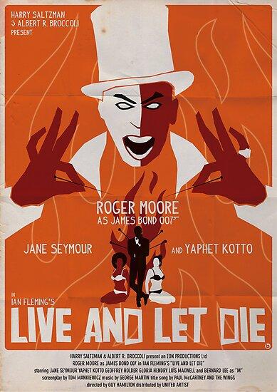 Live And Let Die by AlainB68