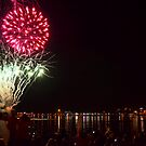 OOO, AAAHH, NY Fireworks, Forster by bazcelt