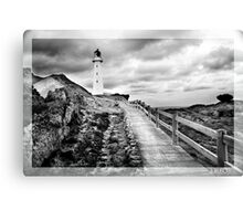 Castle Point, New Zealand Canvas Print