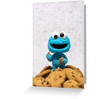 C is for Cookie Greeting Card