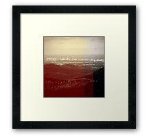 The Great Estate Framed Print