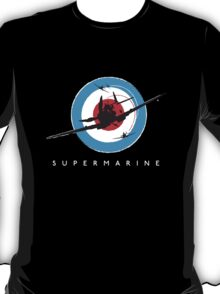 Supermarine Spitfire Design 001 T-Shirt
