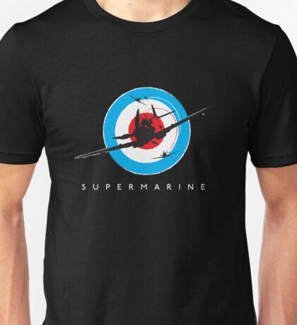 Supermarine Spitfire Design 001 Unisex T-Shirt