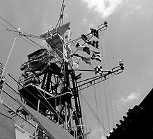 HMS Belfast by tunna