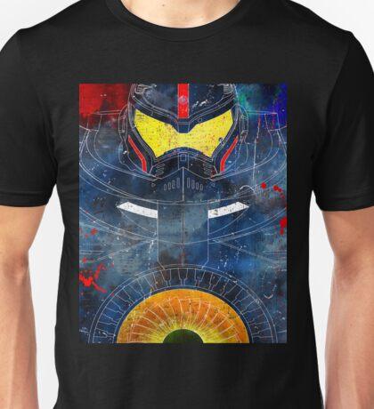 Pacific Rim: Gipsy Danger Art Print Unisex T-Shirt