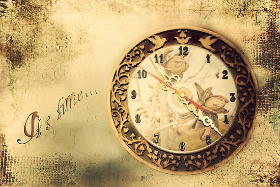 It's Time... by Qnita
