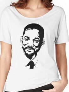 Will Smith Women's Relaxed Fit T-Shirt