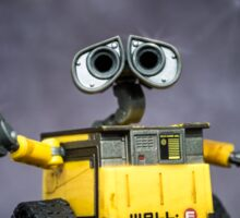 Wall-E Sticker