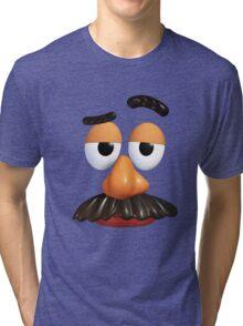 Mr Potato head Tri-blend T-Shirt
