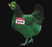 Dave the rave chicken by Beaker95
