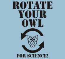 Rotate Your Owl by AngryMongo