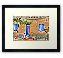 Capoverde Framed Print