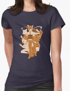 Fantastic Mr Fox Womens Fitted T-Shirt