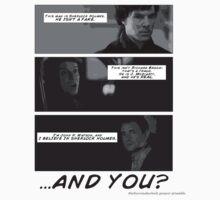 SHERLOCK: I believe. by Jess-P