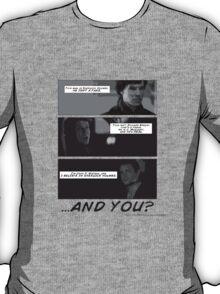 SHERLOCK: I believe. T-Shirt