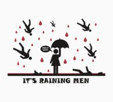 RAINING MEN by thedisillusion