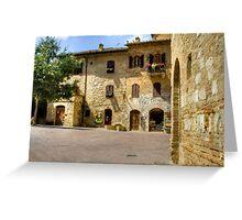Toscana Greeting Card