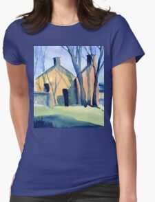 Buildings at Arkwright's Mill, Derbyshire T-Shirt