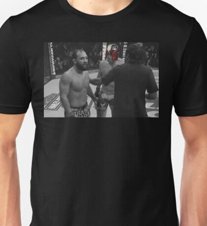 Robbie Lawler is the law Unisex T-Shirt