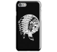 The CHEROKEE indians art iPhone Case/Skin