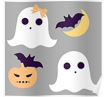 Tiny Spooky Poster