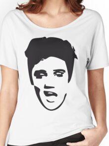 elvis t-shirt Women's Relaxed Fit T-Shirt