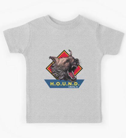 H.O.U.N.D Liberty, In shirt Kids Tee