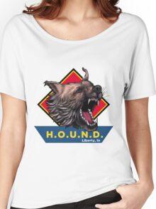 H.O.U.N.D Liberty, In shirt Women's Relaxed Fit T-Shirt