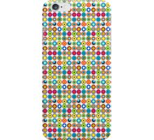 Poke-A-Dots - White [iPhone case] iPhone Case/Skin