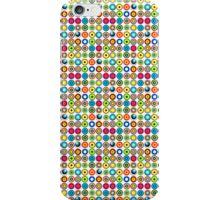 Poke-A-Dots - White [iPhone case] iPhone Case/Skin