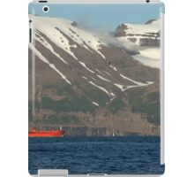 Seashore of the Atlantic ocean, Iceland iPad Case/Skin