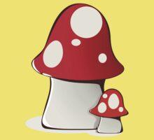 Magic mushrooms Kids Tee