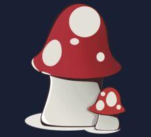 Magic mushrooms Kids Clothes