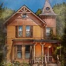 House - Victorian - The wayward inn by Mike  Savad
