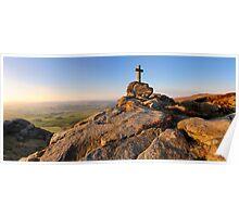 Rylstone Cross Panorama Poster