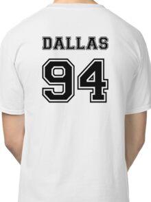 Dallas 94 #DALLAS94 Cameron dallas Black Classic T-Shirt