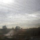 Through A Dirty Train Window, Somewhere In Leicester by SquarePeg