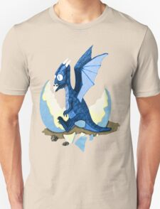 Blue Dragon Hatchling T-Shirt