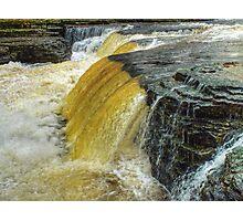Lower Falls Aysgarth - HDR Photographic Print