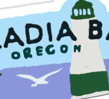 Arcadia Bay - Life is Strange  Sticker