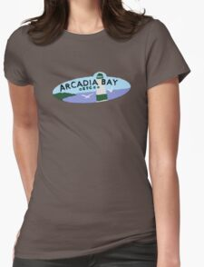 Arcadia Bay - Life is Strange  Womens Fitted T-Shirt