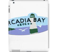 Arcadia Bay - Life is Strange  iPad Case/Skin