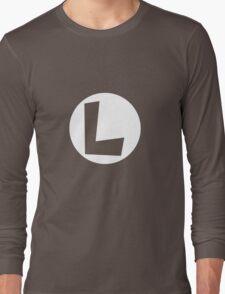 Luigi Logo Long Sleeve T-Shirt