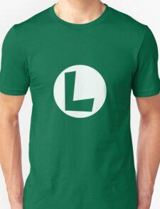 Luigi Logo T-Shirt