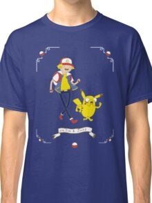 Adventures outside Pallet Town Classic T-Shirt