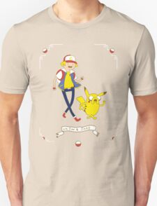 Adventures outside Pallet Town T-Shirt