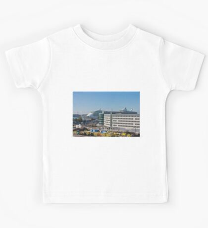 Independence of the Seas in Southampton Kids Tee