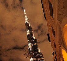Burj Khalifa - Close Up by Sammy77