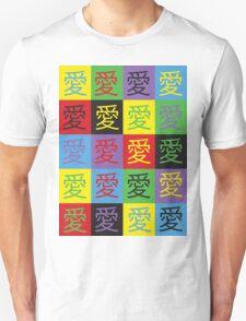 Love Popart T-Shirt